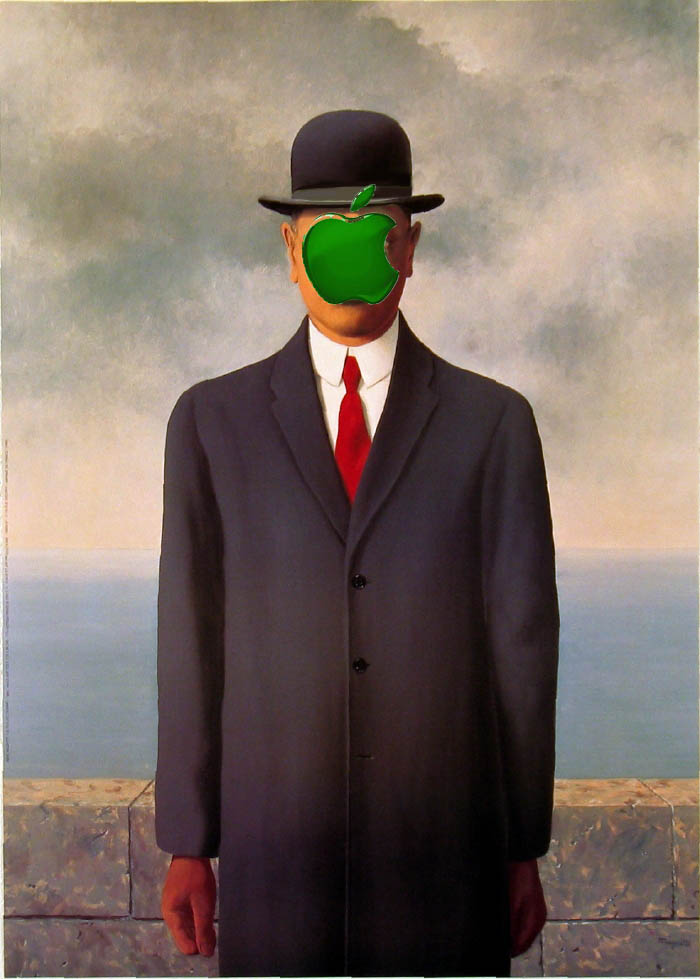AppleMagritte