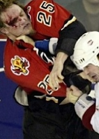 NHL-fight